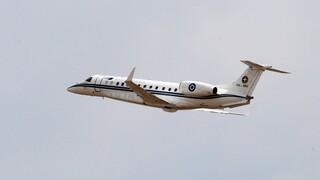 Τουρκικό «καψόνι» στο κυβερνητικό αεροσκάφος: Τι λένε στρατιωτικές πηγές για το περιστατικό