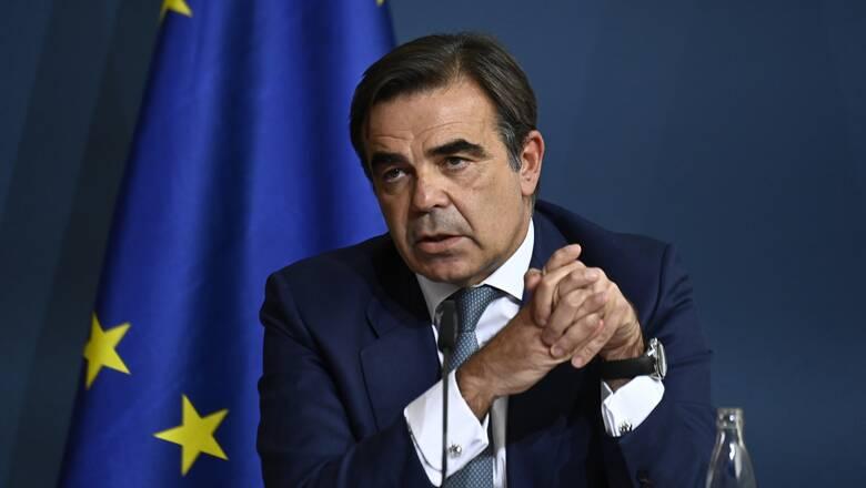 Σχοινάς: Στόχος της ΕΕ να εξασφαλίσει ασφαλή, οικονομικά και προσβάσιμα εμβόλια για όλους