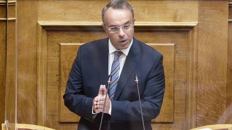 Σταϊκούρας: Στα 234 δισ. ευρώ το ιδιωτικό χρέος - Οι καινοτομίες του νέου πτωχευτικού
