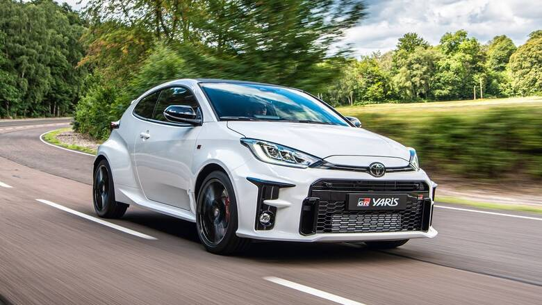 H Toyota σχεδιάζει ένα ακόμα πιο σκληροπυρηνικό Yaris από το GR;