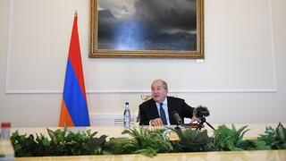 Πρόεδρος Αρμενίας στο CNN Greece: Αν δεν σταματήσουμε την Τουρκία θα έχουμε ανεξέλεγκτες καταστάσεις
