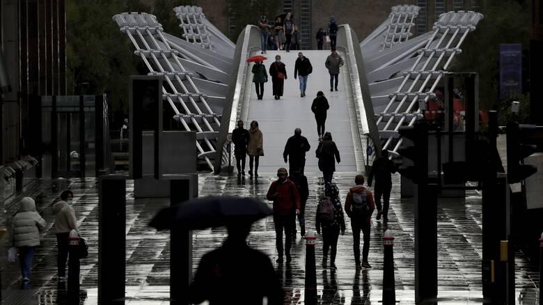 Κορωνοϊός – Βρετανία: Αυστηρότερα μέτρα στο Λονδίνο από το Σάββατο