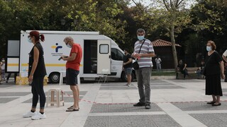 Αποκλειστικό CNN Greece - Κορωνοϊός: Μέτρα τοπικού χαρακτήρα για την Κοζάνη ανακοίνωσε ο Χαρδαλιάς