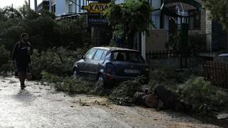 Κακοκαιρία - Νέο Ηράκλειο: Σε κατάσταση έκτακτης ανάγκης η περιοχή