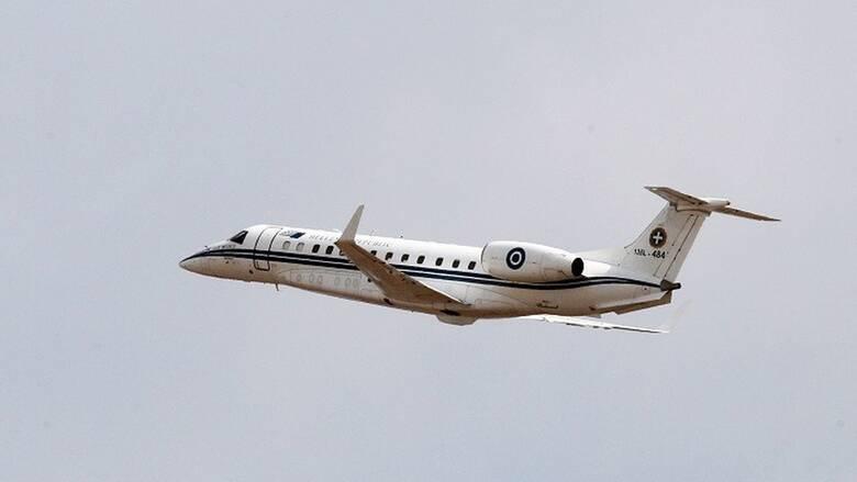 Πηγές ΥΠΕΞ: Είχε εγκριθεί σχέδιο πτήσης για το αεροσκάφος του Δένδια από τους Τούρκους