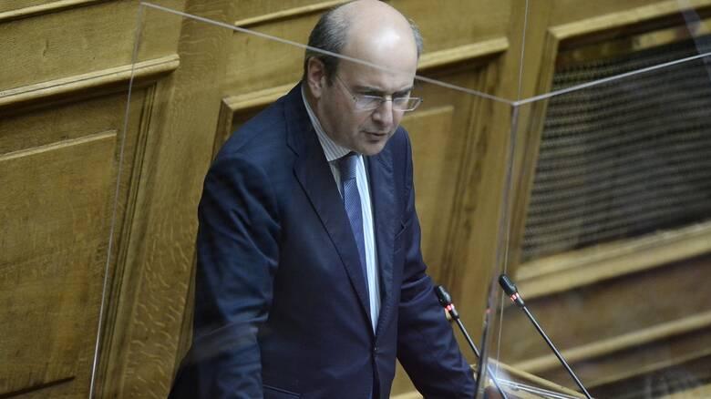 Υποκρισία καταλόγισε στον ΣΥΡΙΖΑ για θέμα της ΛΑΡΚΟ ο Χατζηδάκης