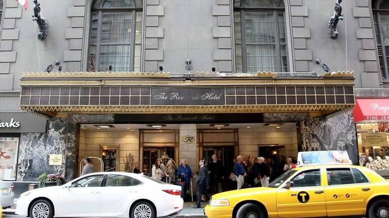 Νέα Υόρκη: Ο κορωνοϊός «κλείνει» ένα από τα πλέον φημισμένα ξενοδοχεία των ΗΠΑ