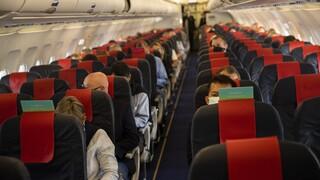 Κορωνοϊός: Πολύ χαμηλός ο κίνδυνος έκθεσης στις πτήσεις - Τι λέει νέα μελέτη