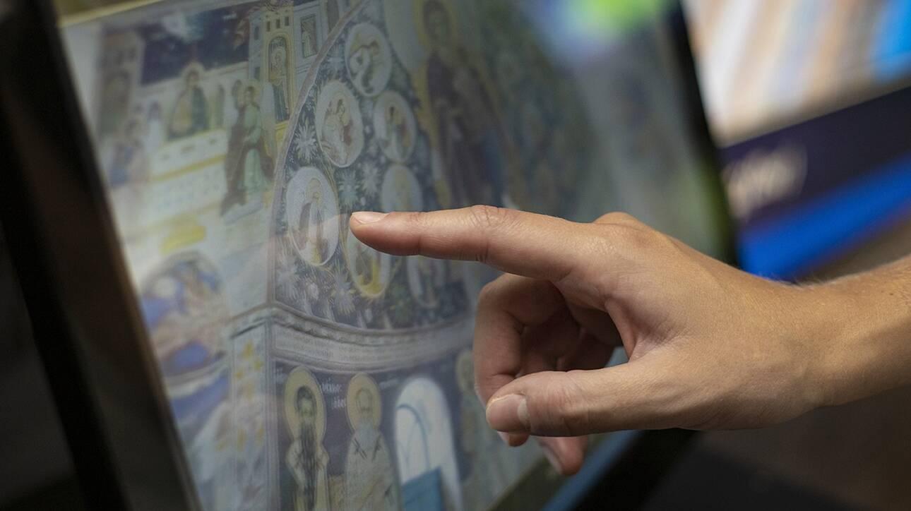 «Πέρασμα στο Φως»: Ψηφιακή έκθεση για τους θησαυρούς της Αθωνικής Πολιτείας στο ΜΜΑ