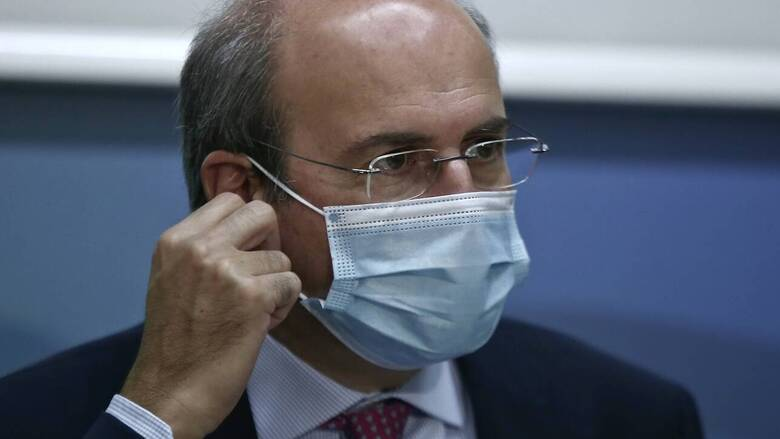 Χατζηδάκης: Αν η Τουρκία άνοιξε την πόρτα του φρενοκομείου, δεν θα μπούμε μέσα
