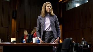 ΗΠΑ: Στις 22 Οκτωβρίου η ψηφοφορία για τον διορισμό Μπάρετ στο Ανώτατο Δικαστήριο