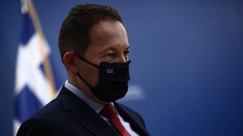 Πέτσας: Η Ευρώπη εξαπατήθηκε από την Τουρκία - Αποφασισμένη να επιβάλει κυρώσεις