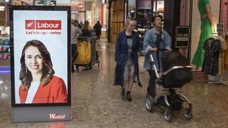 Εκλογές στη Νέα Ζηλανδία: Ισχυρή εντολή ζήτησε η απερχόμενη Τζασίντα Άρντερν