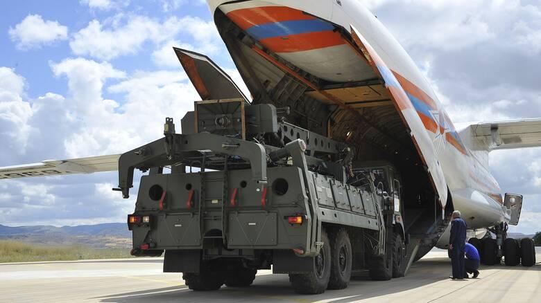 Πληροφορίες ότι η Τουρκία δοκίμασε το σύστημα S-400