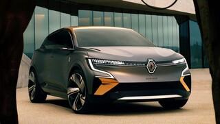 Με το πολύ ενδιαφέρον Megane eVision η Renault δείχνει τα καινούργια της ηλεκτρικά μοντέλα