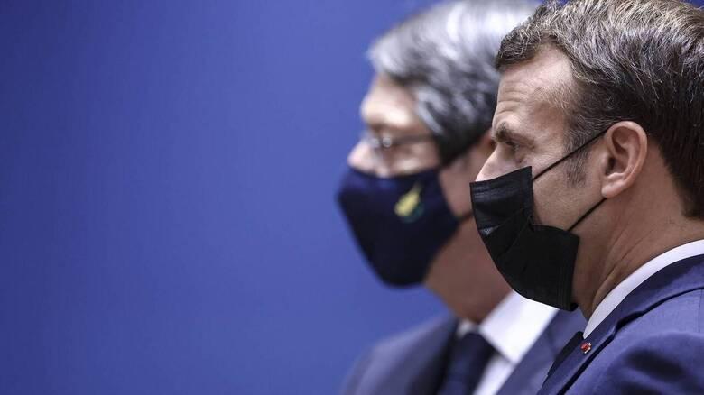Σύνοδος Κορυφής - Μακρόν: Η ΕΕ εξέφρασε και πάλι την υποστήριξή της σε Ελλάδα - Κύπρο
