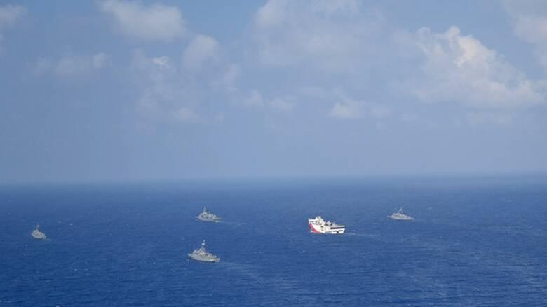 Κλιμακώνεται η τουρκική προκλητικότητα: Με τρεις Navtex σε Αιγαίο και Μεσόγειο απαντά η Άγκυρα