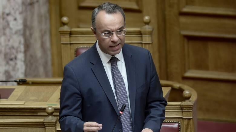 Σταϊκούρας: Ο ΣΥΡΙΖΑ επιχειρεί να αποδράσει στα ροζ συννεφάκια του