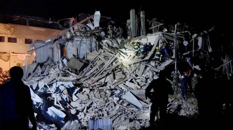 Νσγκόρνο Καραμπάχ: Βομβαρδισμοί σε Στεπανακέρτ και Γκάντζα - Κενό γράμμα η εκεχειρία