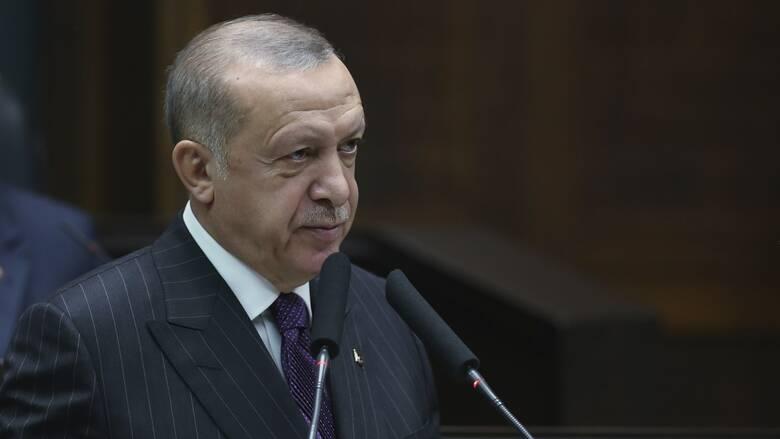 Ερντογάν: Κωμωδία οι φοβέρες της Ελλάδας – Όμηρος της Αθήνας οι Βρυξέλλες