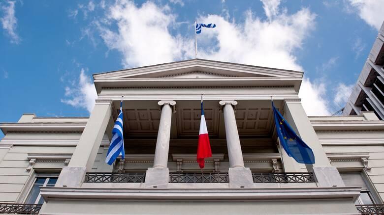 Υπουργείο Εξωτερικών: Αποτροπιασμός για την τρομοκρατική επίθεση στο Παρίσι