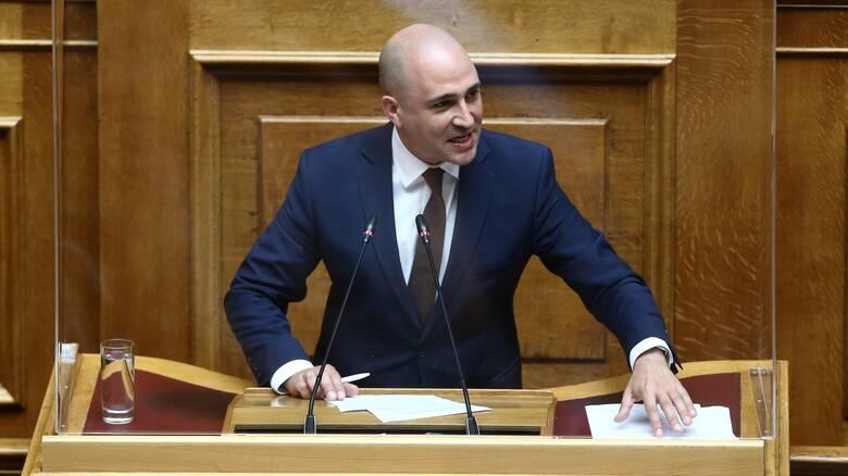 Πολιτική κόντρα κυβέρνησης – ΣΥΡΙΖΑ για την ιστοσελίδα του Μπογδάνου