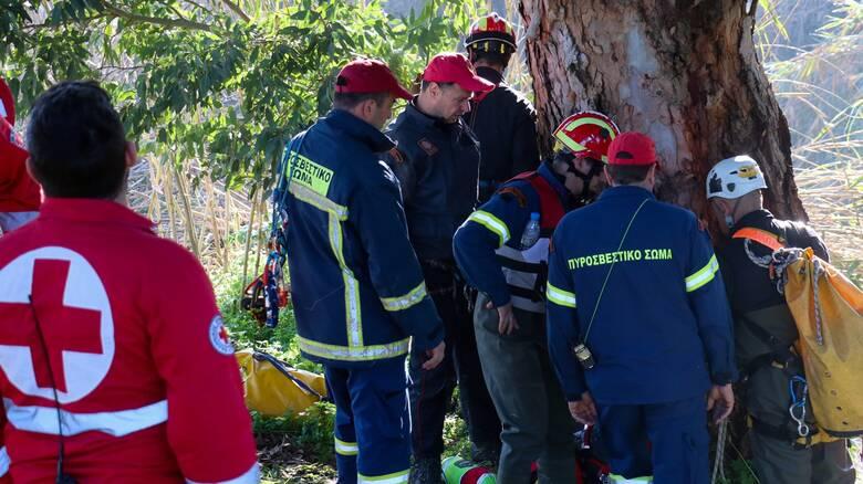 Ιωάννινα: Νεκρός εντοπίστηκε κυνηγός σε χαράδρα
