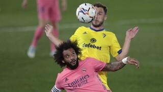 Ρεάλ Μαδρίτης - Κάντιθ 0-1: Ήττα για τη «βασίλισσα» στο «Σαντιάγο Μπερναμπέου»