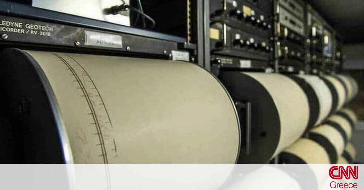 Σεισμός «ταρακούνησε» τη Σκιάθο – CNN.gr