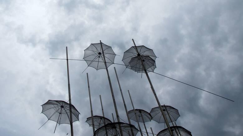 Καιρός: Νεφώσεις και πτώση της θερμοκρασίας σήμερα - Που θα σημειωθούν βροχές