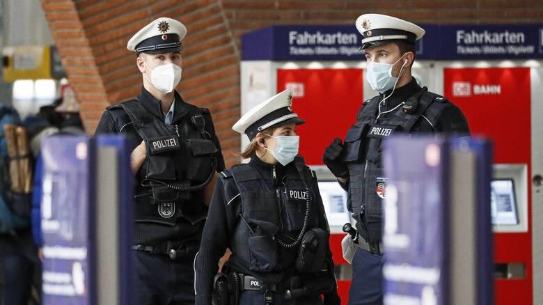 Κορωνοϊός - Γερμανία: Πάνω από 5,5 χιλιάδες νέα κρούσματα καθημερινά