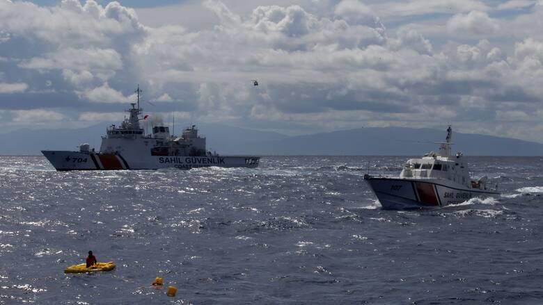 Και μέσω έρευνας και διάσωσης μπαίνει σε Αιγαίο και Μεσόγειο η Τουρκία - Αντίδραση του ΥΠΕΞ