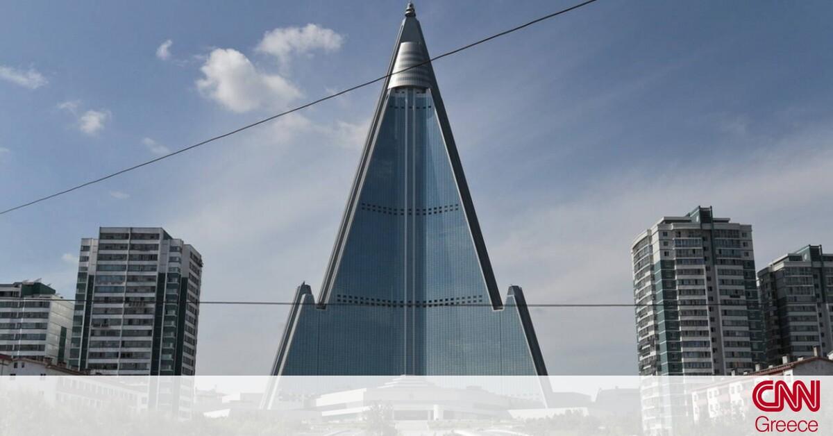 Αυτό είναι το υψηλότερο αχρησιμοποίητο κτήριο στον κόσμο