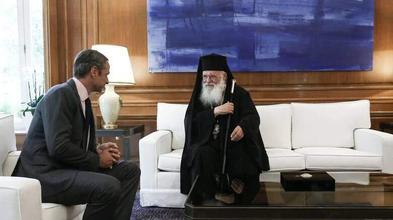 Ιερώνυμος: Θέλουμε ανεξαρτησία της Εκκλησίας και συνεργασία ίσων όρων με το κράτος