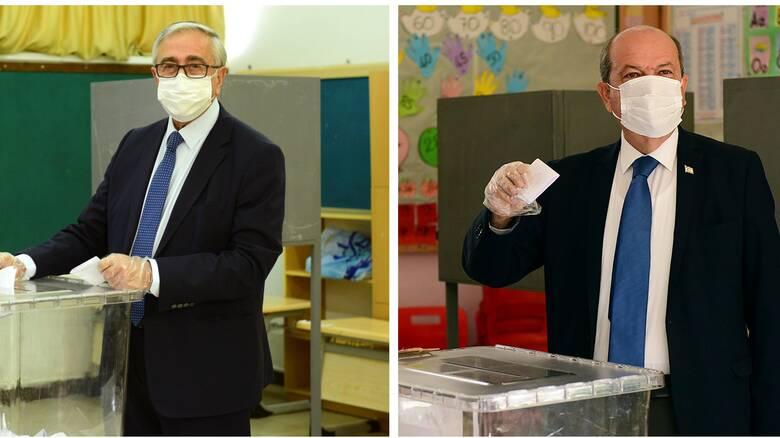 Κύπρος: Έκλεισαν οι κάλπες στα Κατεχόμενα – Τι δείχνουν τα πρώτα επίσημα αποτελέσματα
