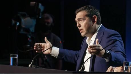 Τσίπρας: Να συνεχίσουμε τον αγώνα για επανένωση της Κύπρου