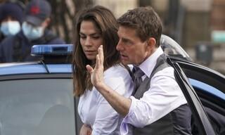 Ο κορωνοϊός δεν σταματάει τον Τομ Κρουζ: Τα γυρίσματα του Mission Impossible 7 στη Ρώμη
