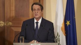 Αναστασιάδης: Απόλυτα σεβαστή η ετυμηγορία των Τουρκοκύπριων
