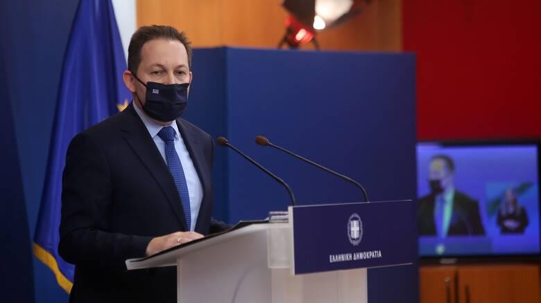 Πέτσας στο CNN Greece: Το επόμενο δεκαήμερο οι αποφάσεις για την αύξηση της στρατιωτικής θητείας