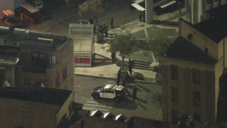 Συνελήφθη ο ύποπτος που είχε ταμπουρωθεί στα στούντιο της Paramount στο Χόλιγουντ