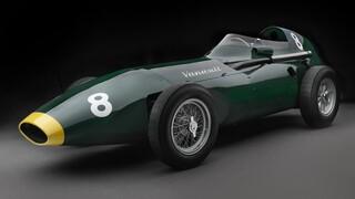 Αυτοκίνητο: H Vanwall θα φτιάξει έξι ολοκαίνουργια μονοθέσια Φόρμουλα 1 της δεκαετίας του '50