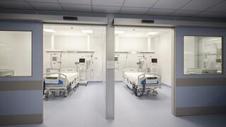 Βουλή: Καρέ-καρέ οι εργασίες κατασκευής των 50 κλινών ΜΕΘ στο «Σωτηρία» σε ένα timelapse