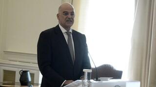Στην Αλβανία ο Δένδιας την Τρίτη: Στο επίκεντρο διμερείς σχέσεις και Ανατολική Μεσόγειος