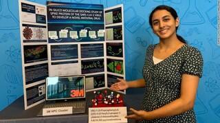 Κορωνοϊός: Εφεύρεση 14χρονης θα μπορούσε να βοηθήσει στην θεραπεία του ιού