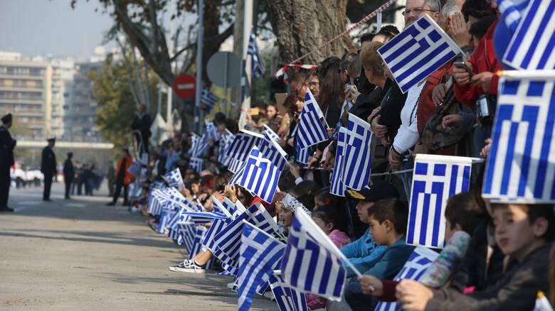 Κορωνοϊός: Προβληματισμός εν όψει πενθημέρου αργίας στη Θεσσαλονίκη