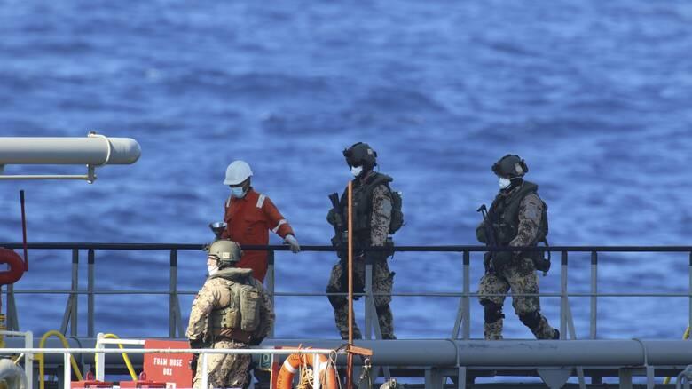 Επιχείρηση «Ειρήνη»: Ανάληψη καθηκόντων διοικητή από την Ελλάδα