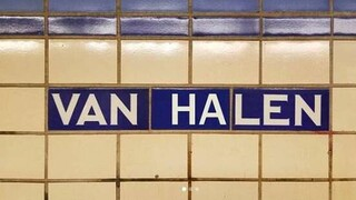 Οι σταθμοί του μετρό της Νέας Υόρκης «βαφτίζονται» ξανά με τα ονόματα καλλιτεχνών