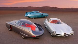 Σε δημοπρασία φουτουριστικά αυτοκίνητα της δεκαετίας του '50