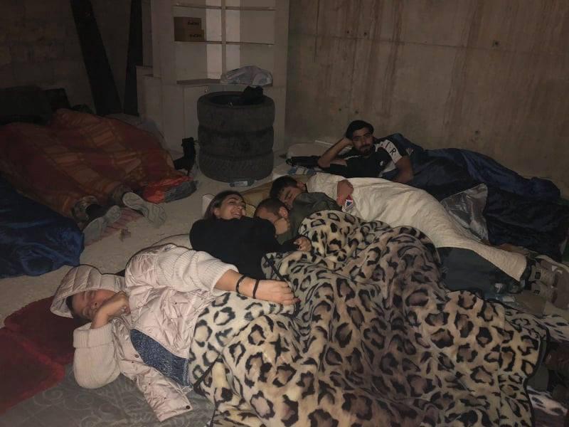 Νύχτες στα καταφύγια του Στεπανακέρτ