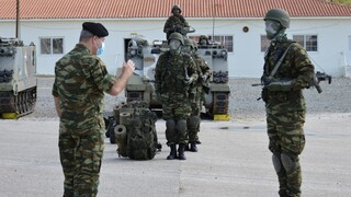 Στρατιωτική θητεία: Πώς θα γίνεται πλέον η κατάταξη στον Στρατό Ξηράς
